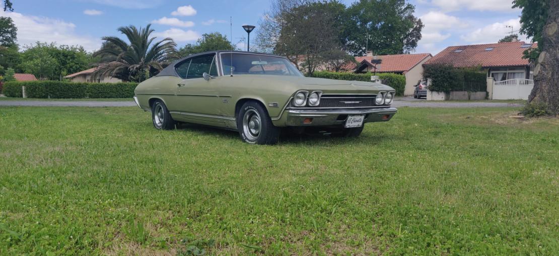 image Chevrolet Chevelle Malibu