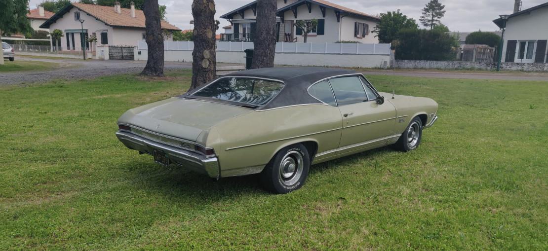 image-5 Chevrolet Chevelle Malibu